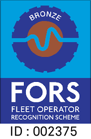 FORS BRONZE ACCREDITATION